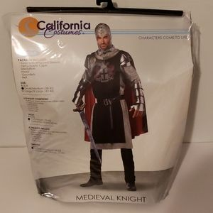 Medieval Knight Ren Faire Costume